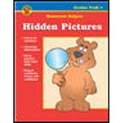 Hidden Pictures Homework Helper, Grades Prek-1