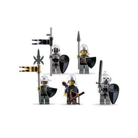 Lego Castle Knights Battle Pack (Mage Knight Castle)