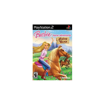 Barbie Horse Adventures: Riding Camp - PS2 Playstation 2 (Refurbished)