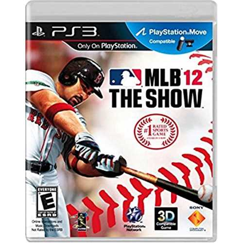 Refurbished Playstation 3  Mlb 12  The Show
