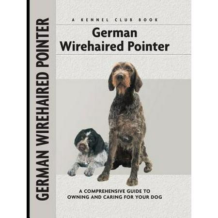 German Wirehaired Pointer - eBook