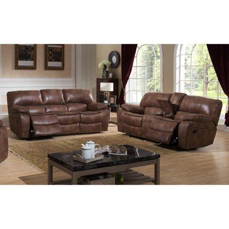 Ac Pacific Leighton Sofa Set