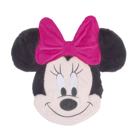 Disney Minnie Mouse - Tummy Time Plush Play Mat Disney Cars Play Mat