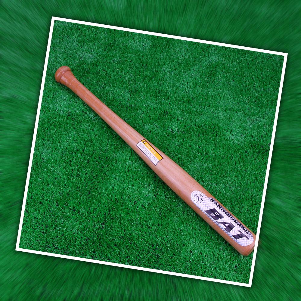 25 inch wood baseball bat wooden softball bat walmart com
