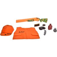 Adventure Force 15-Piece Light & Sound Sportsman Deluxe Action Roleplay Set