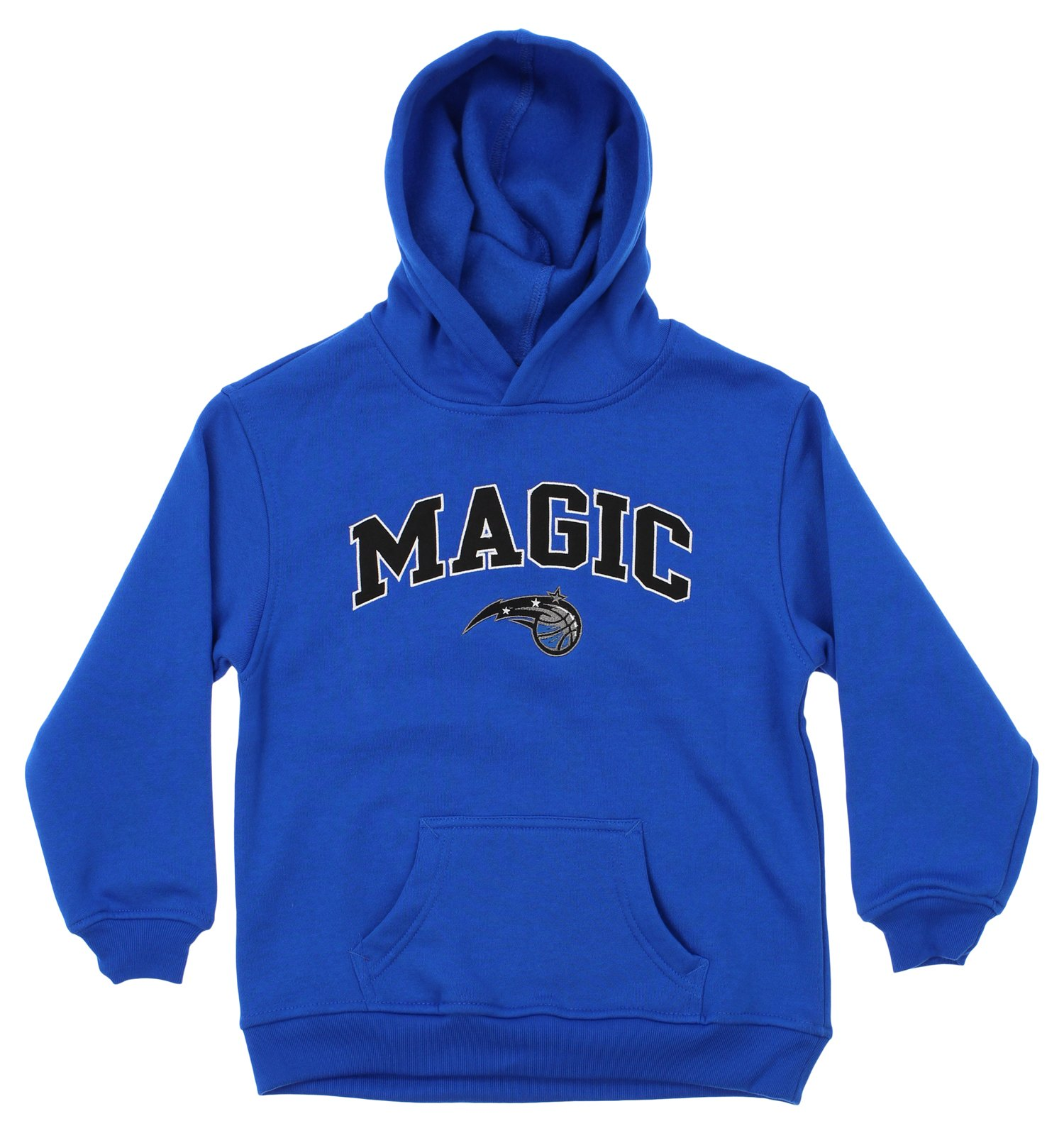 OuterStuff NBA Youth Orlando Magic Fleece Pullover Hoodie, Blue