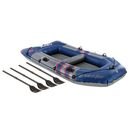 Sevylor Colossus 4-Person Inflatable Boat (4 Person Boat)