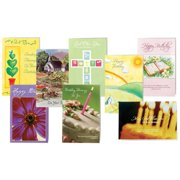 WalterDrake   Christian Birthday Cards Value Pack of 24