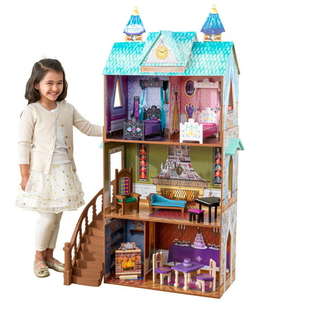 KidKraft Disney® Frozen Arendelle Palace Dollhouse (Giant Doll House)