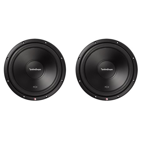 2  Rockford Fosgate R2d4 12 Prime 12   1000W Dual 4 Ohm Car Audio Subwoofers Subs
