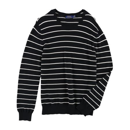 Ralph Lauren Mens Cashmere Stripes Pullover