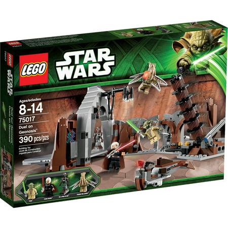 Lego Star Wars Duel On Geonosis Walmartcom