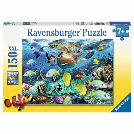 Underwater Paradise Puzzle, 150 (150 Medium Puzzles)