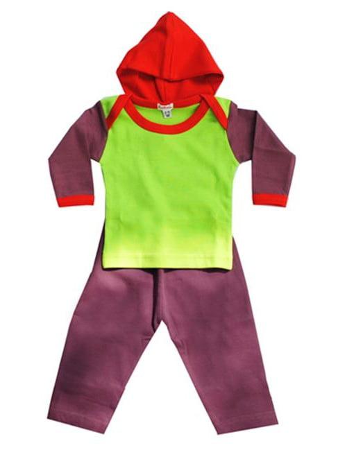 Loralin Design HL3 Girl Hoodie Set, 3-6 Months