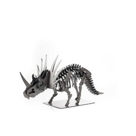 Ironwood Styracosaurus Dinosaur 3D Puzzle Figurine