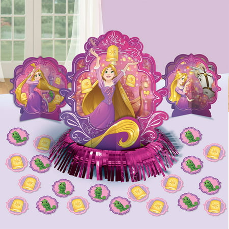 Disney Rapunzel Dream Big Table Decorations](Tangled Decorations)