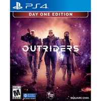 Outriders, Square Enix, PlayStation 4, 662248923093