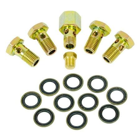 BD Diesel B70-1050220 Banjo Bolt Kit - image 1 of 1