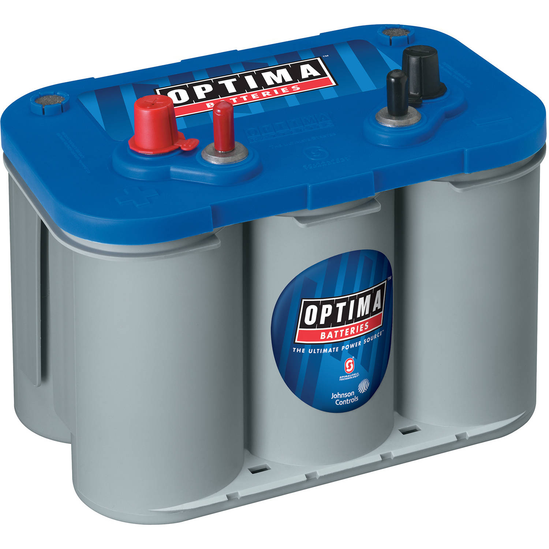 Optima Bluetop Marine Battery Group D34 Walmart Com