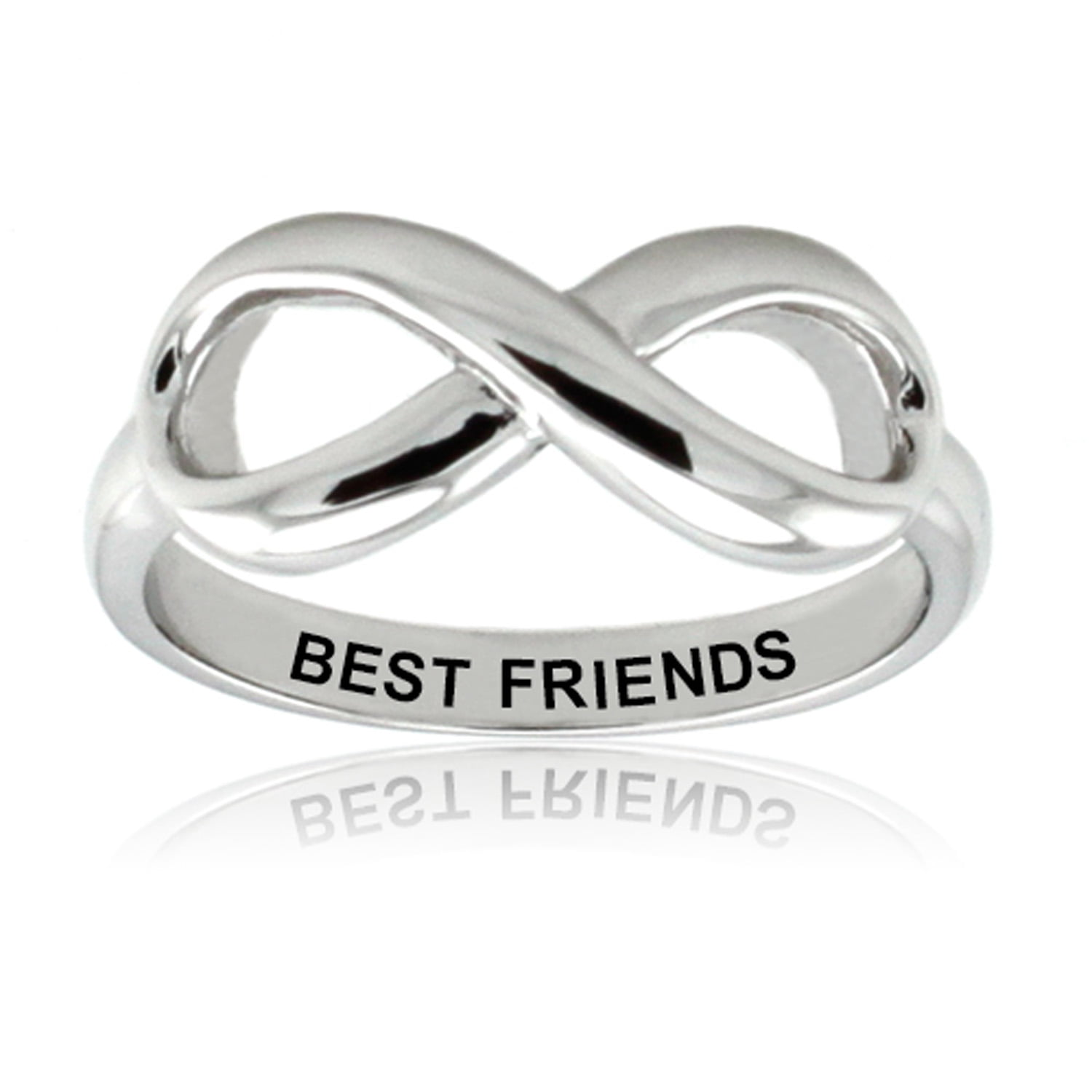 Tioneer Sterling Silver Best Friends