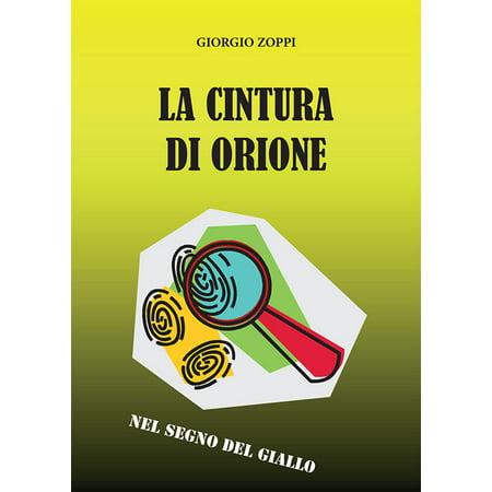 - La cintura di Orione - eBook