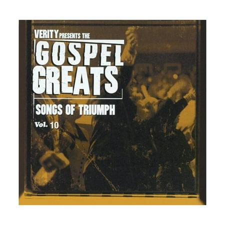 - Gospel Greats 10: Songs of Triumph