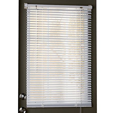 Easy Install Magnetic Window Blinds 25x68 Inch Walmart
