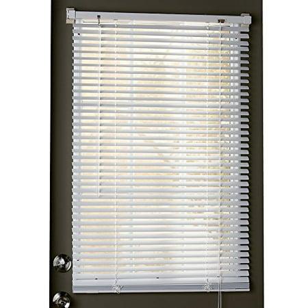 Easy Install Magnetic Window Blinds 25x68 Inch Walmartcom