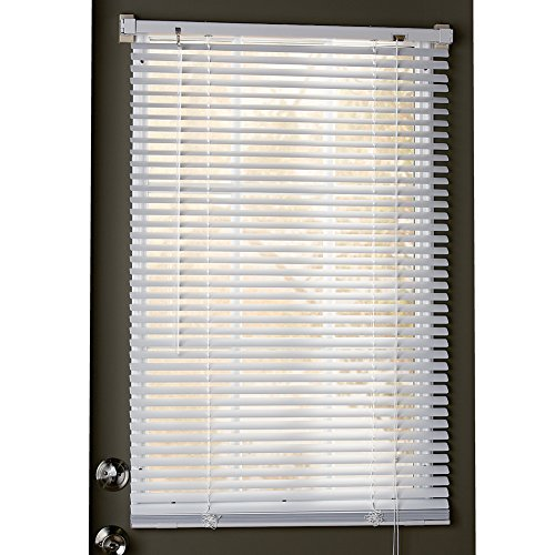 Easy Install Magnetic Window Blinds 25x68 Inch