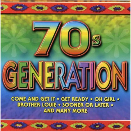 70's Generation - Halloween Albums From The 70's