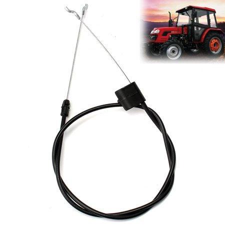 New 4.2 FT Tractor Push Lawn Mowers Throttle Pull Control Cable Fits 946-0957 746-0957 9460957 7460957