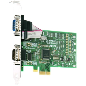 2PORT PCIE RS232 FULL HEIGHT PCI EXPRESS
