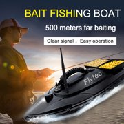 Best Rc Fishing Boats - Flytec V500 Black RC Boat with Handbag Review