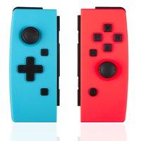 Wireless Controller for Nintendo Switch, EEEkit Bluetooth Gaming Gamepad Joypad Left/Right Controllers Compatible with Nintendo Switch Joy-Con Controller