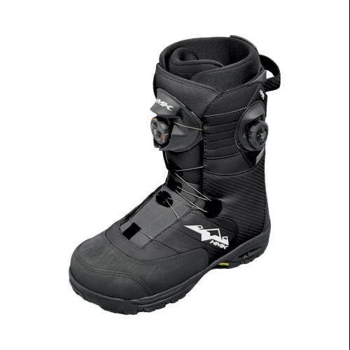 HMK Focus Snow Boots Black