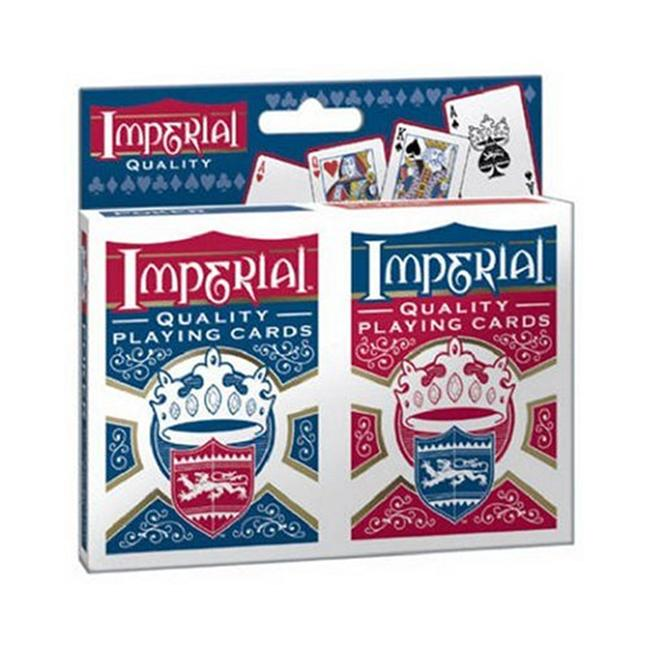Patch 1452 Imperial Twin Pack Playing Cards