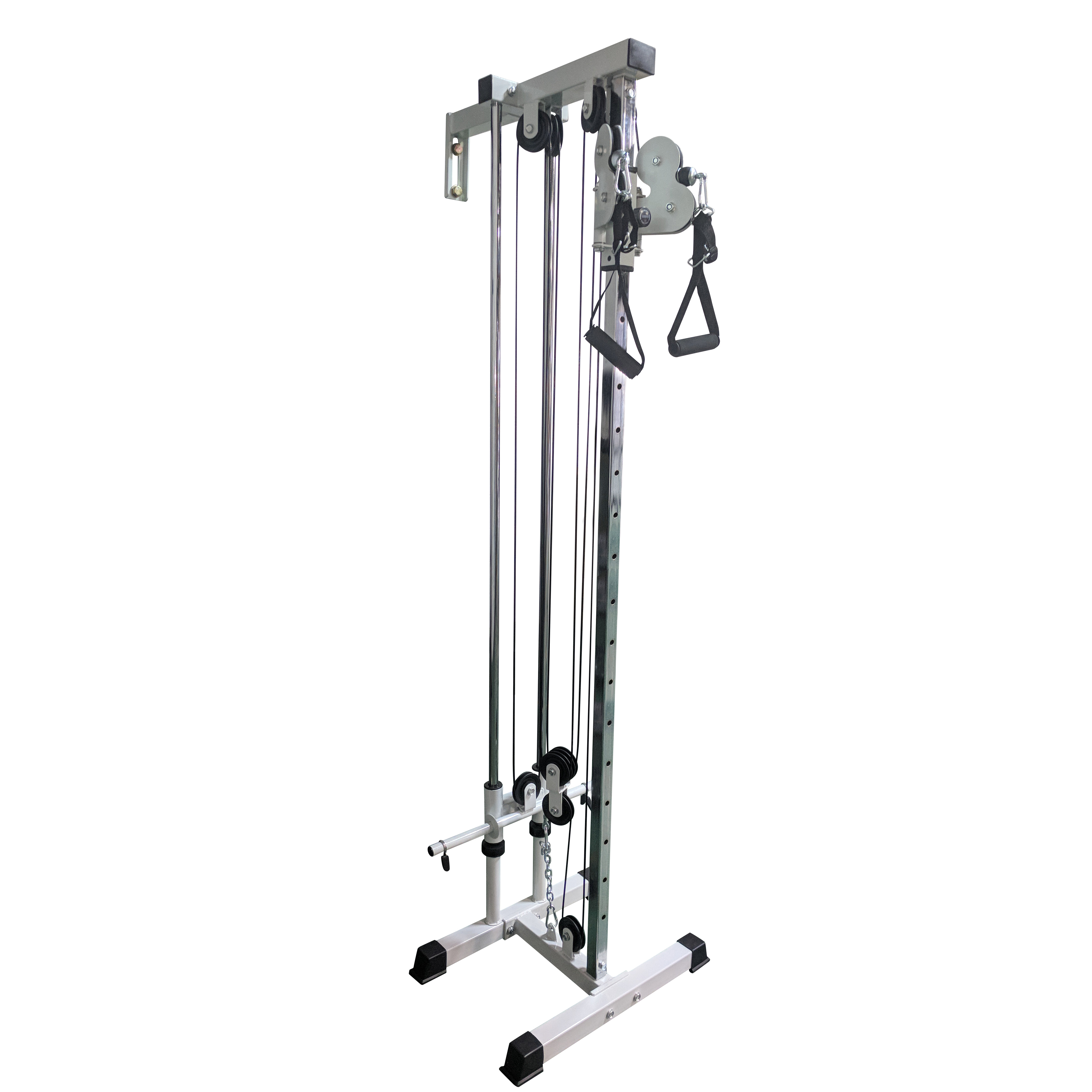 Titan Wall Mounted Pulley Tower by Titan Fitness