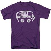Scooby Doo - Mysterious Shadow - Short Sleeve Shirt - XXXX-Large