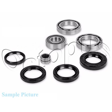 Kawasaki ATV KVF650 Brute Force 650 4x4i Bearing Kit Rear