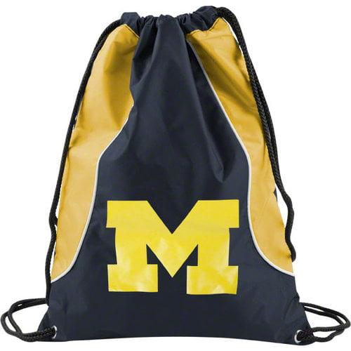 NCAA - Michigan Wolverines Navy Axis Backsack