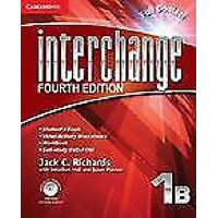 Interchange Fourth Edition: Interchange Level 1 Full Contact B with Self-Study DVD-ROM (Other)