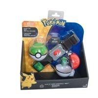 Pokemon Clip 'n' Carry Poke Ball Belt- Bulbasaur