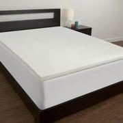 Comfort Memories Twin XL-size Dorm Memory Foam Mattress Topper