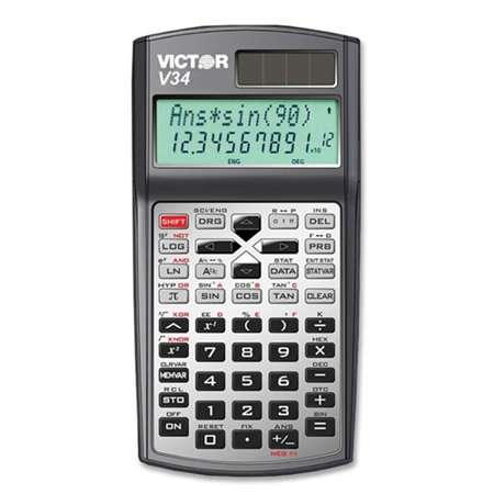 Victor Advanced Scientific Calculator V34