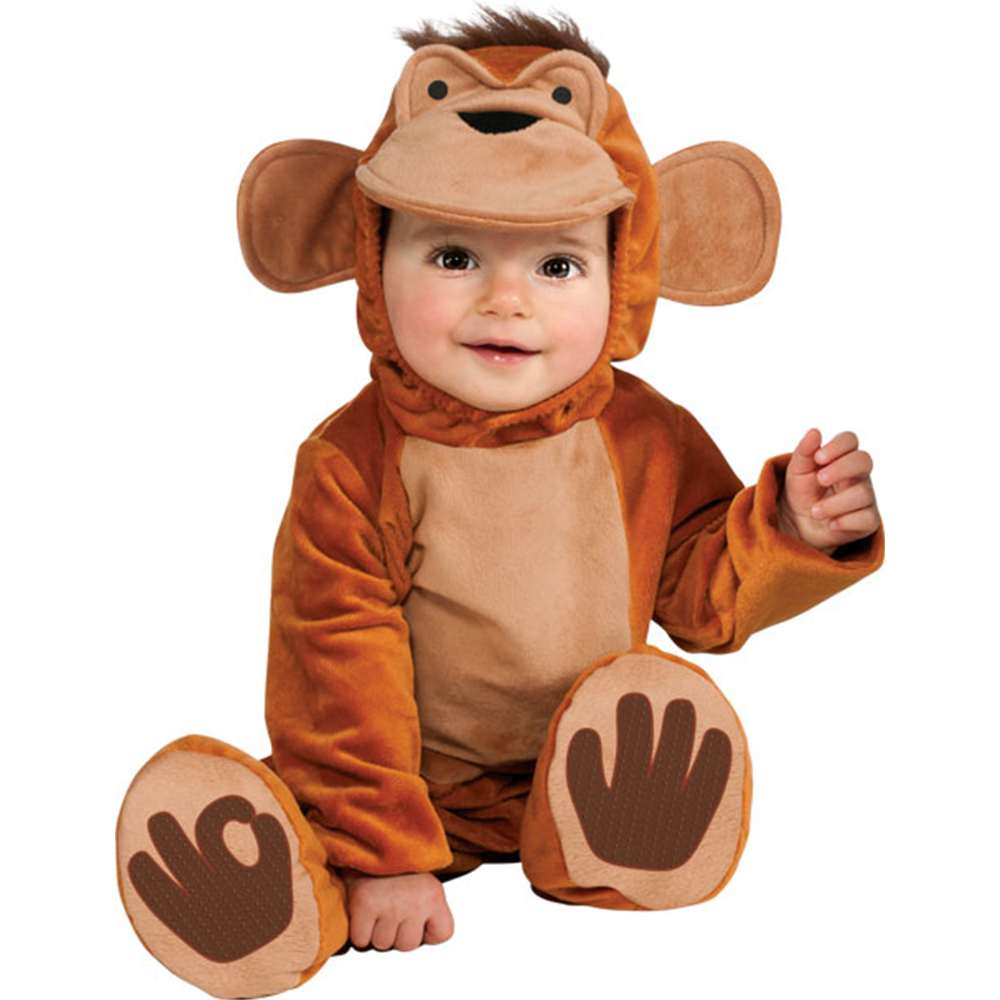 Funky Monkey Toddler Costume
