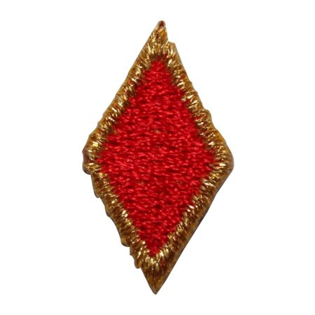 Id 8584 Lot Of 3 Gold Diamond Suit Patch Card Symbol Embroidered