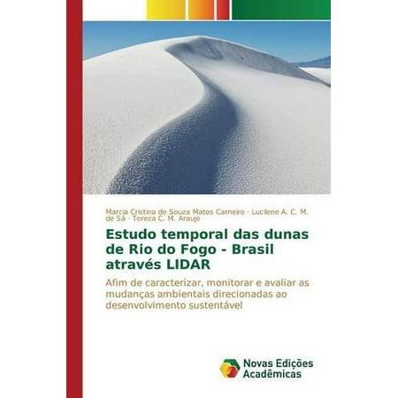 Estudo Temporal Das Dunas De Rio Do Fogo   Brasil Atraves Lidar  Portuguese