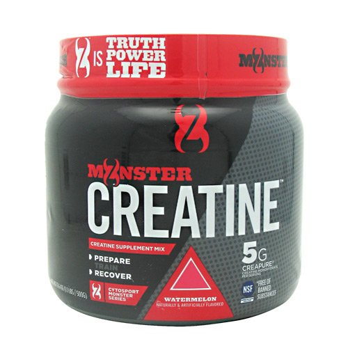 Cytosport Monster Creatine Watermelon - Gluten Free