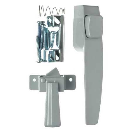 Push Button Latch, Aluminum WRIGHT PRODUCTS VF333
