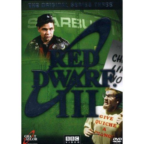 Red Dwarf: The Original Series Three (Full Frame)